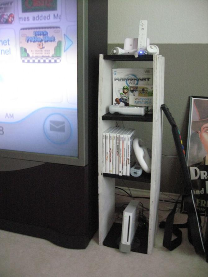 Nintendo Wii Ständer