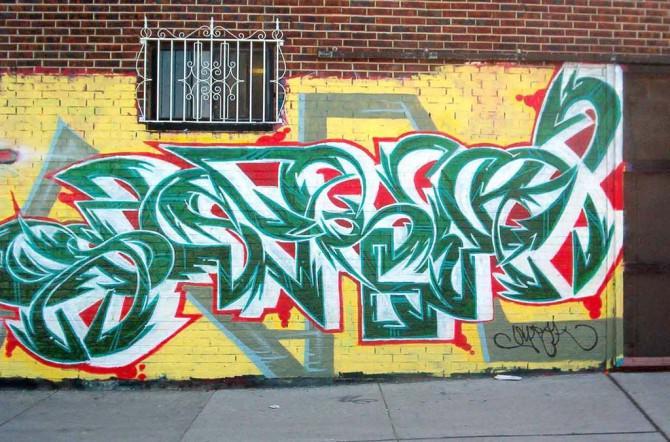 Wie Graffiti Zeichnen