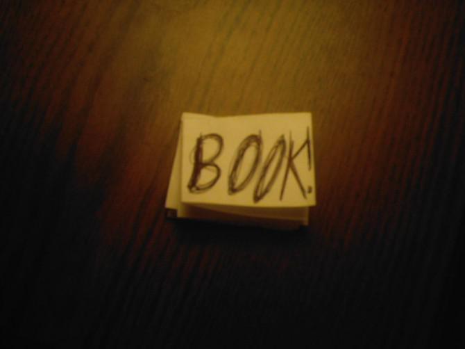 Einfache Adressbuch / Notizbuch