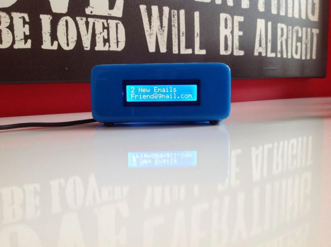 USB-Echtzeit-Benachrichtigungsgeräts