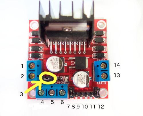 Steuer DC und Schrittmotoren mit L298N verdoppeln Motor-Controller-Module und Arduino