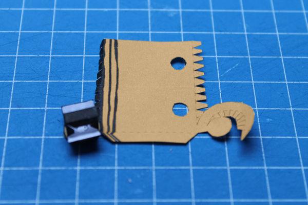 Instructabot Papercraft