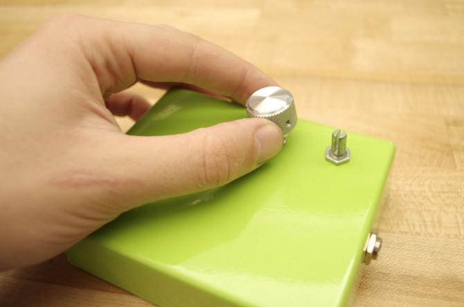 Phaser Gitarren-Pedal