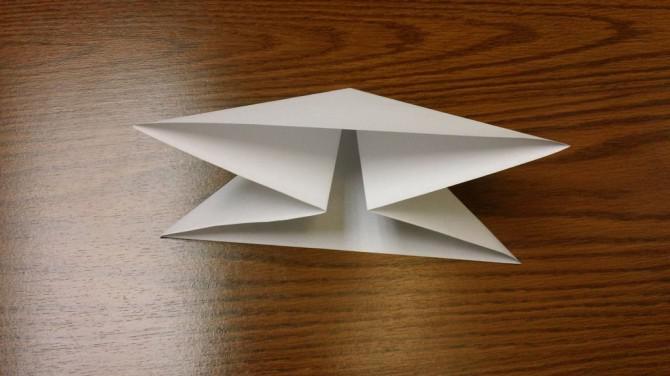 Paper Airplane Glider von Grampa D