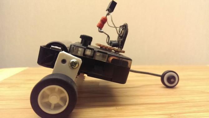 Worlds Langsamste Electric Car