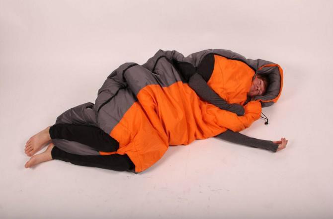 Der Sleepwalker: Ein Mobilschlafsack Erfahrung
