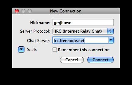 Wie Sie das Instructables IRC Chatroom verwenden!