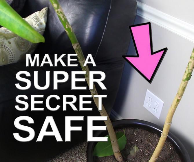 Wie man ein super geheim sicher zu machen - für weniger als $ 3