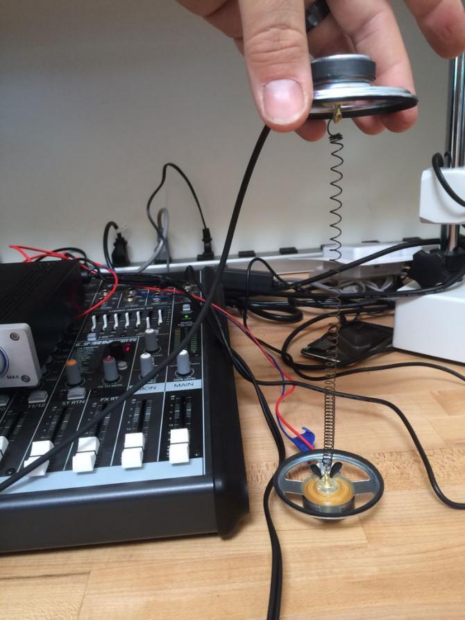 Anachronistisch Audio Effect Einheit: Spring Reverb