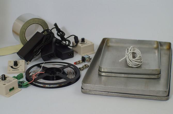 Geführte helle Verkleidung Kit für die Fotografie