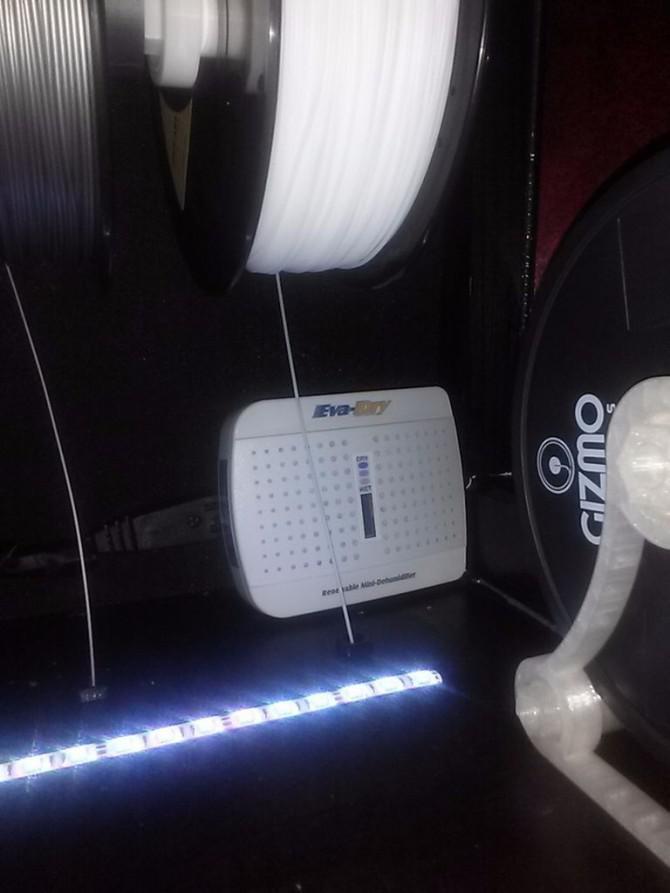 3D-Drucker Enclosure / Vertrieb Raum