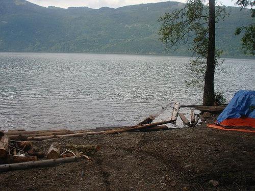 Camping Whirlpool
