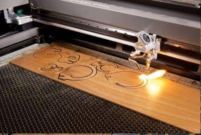 Das Verständnis Epilog Laser und der Radierung Lektion 1: Das Verständnis der Maschine