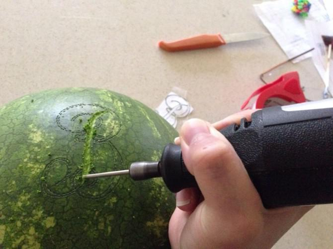 Watermelon Drink Dispenser / Keg
