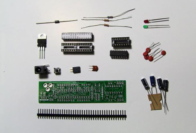 GOduino III - die Steckbrett freundliche Arduino-basierte ...