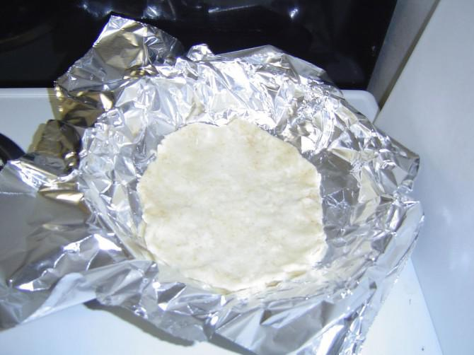 Kochplatte Mini Apfelkuchen