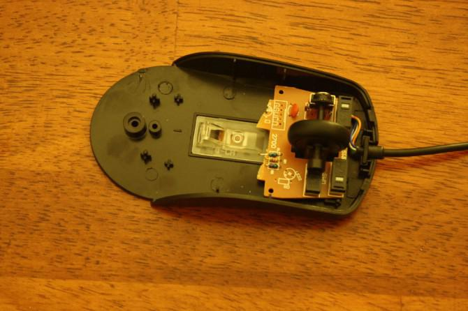 Super geheim Computer Mouse Sichere
