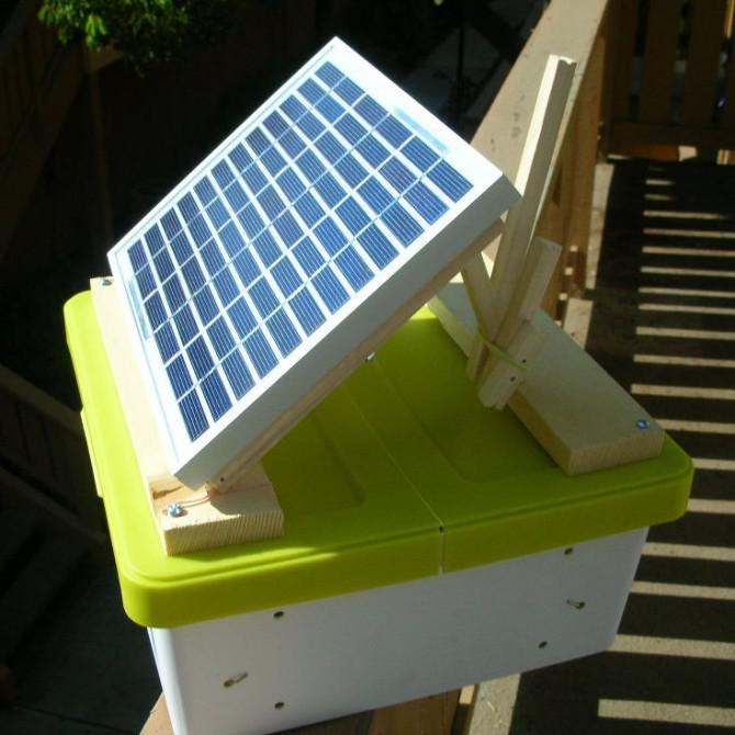 DIY Solar Power Projects