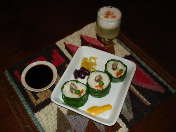 The Great Peruvian Sushi: Sushi Uchu