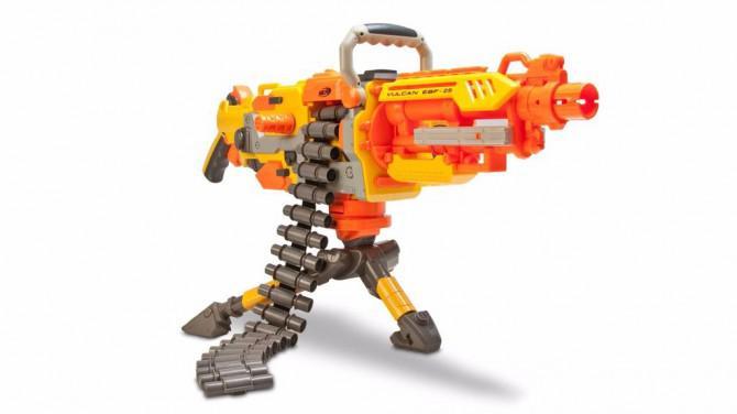 Bewegung aktiviert Gun Turret