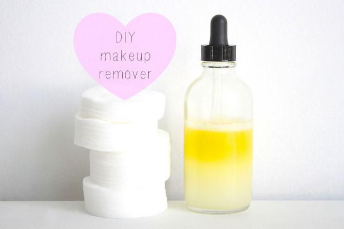 DIY Make-up Entferner