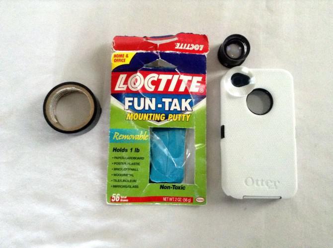 Feiertags-Licht Bokeh für iPhone oder einem Smartphone!