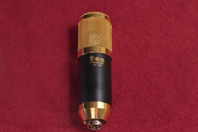 Ändern Sie einen billigen LDC Kondensatormikrofon