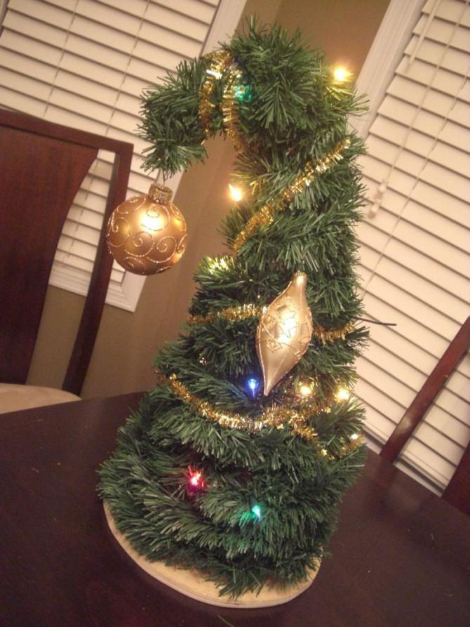 Worlds einfachste und coolste Grinchmas Baum