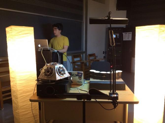Illumaphone: lichtbasierte Musikinstrument mit Arduino