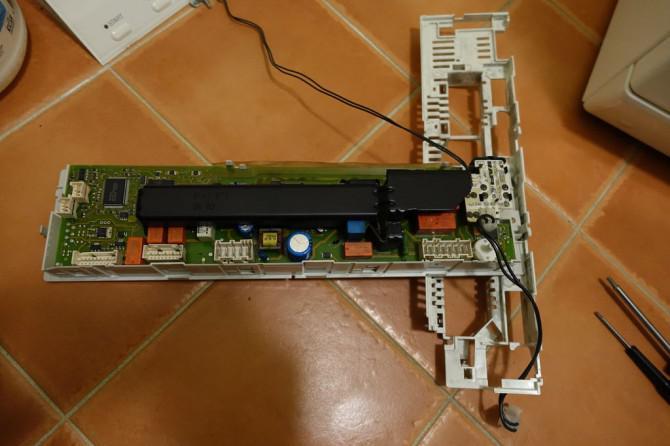 Waschmaschine Countdown-Timer - Arduino