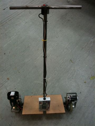 Selbst Balancing Scooter Ver 1.0