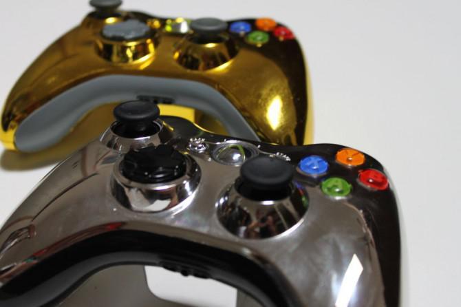 Wie Sie für Ihre Xbox 360 Controller Ändern Sie die Shell