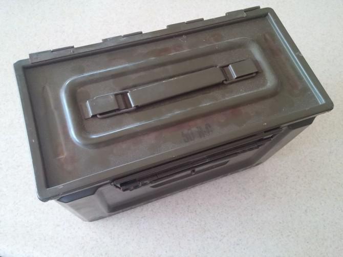 Radio Go Box (Ham, MURS, GMRS und FRS)