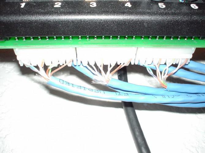Wie Sie Ihr Haus mit Cat-5 (oder 6) Draht für Ethernet Networking