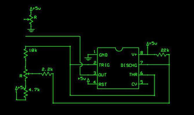 555 AM Transmitter