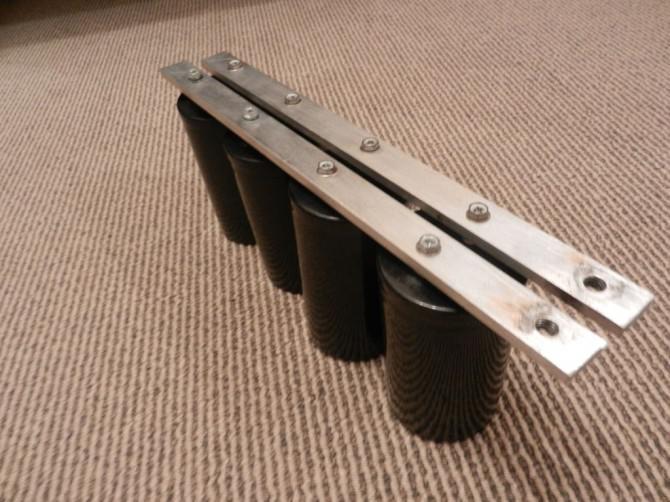Wie man einen Homemade Railgun machen
