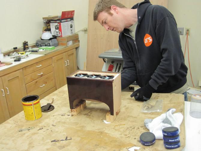 Wie man eine Dunstabzugs auf die billige Tour zu bauen
