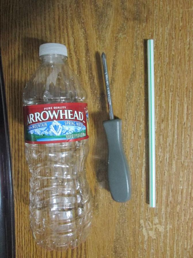 Wasser-Flaschen-Siphon Pump