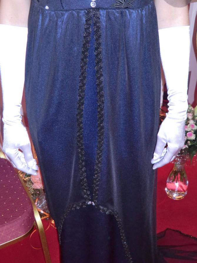 Titanic-Kleid