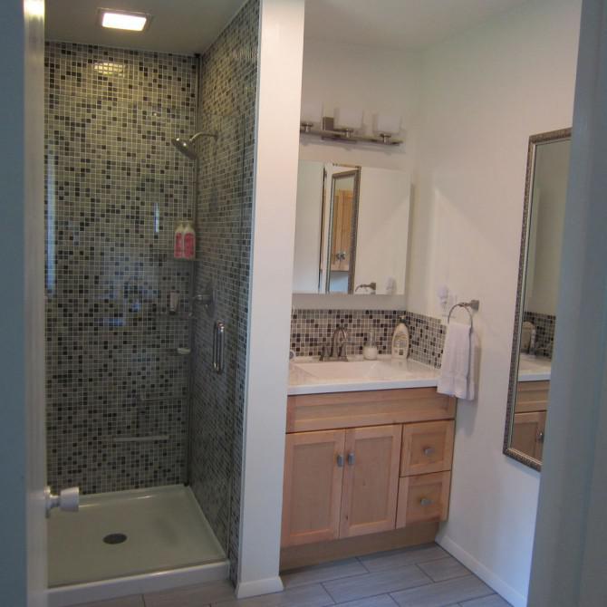 Komplettes Badezimmer Renovierung