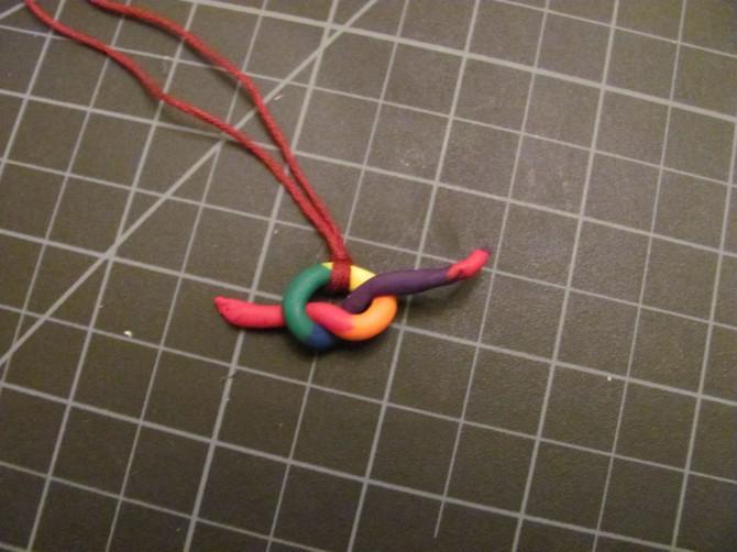 Marriage Equality (den Bund fürs Leben) Halskette