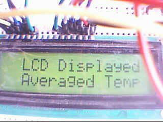 Arduino LCD-Thermometer mit Temperatursensor LM35