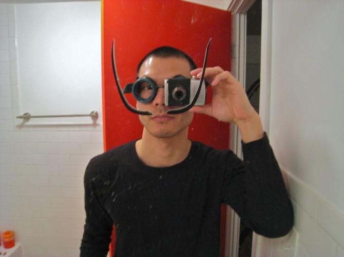 Headmount für Kompaktkameras