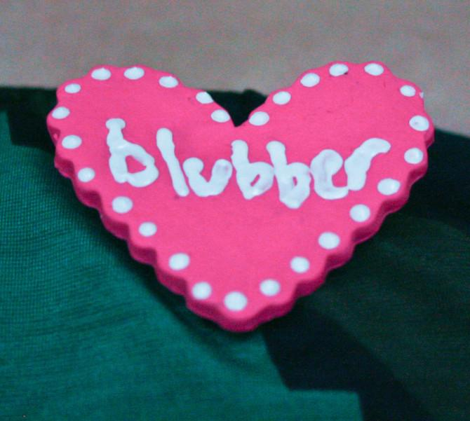 Blubber Pins