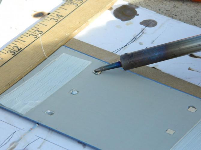 DIY Sonnenkollektoren für Wohnmobile oder off grid