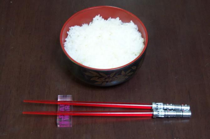 Perfekt japanischen Reis in einem Reiskocher