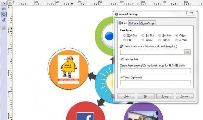 Wie man ein Bild Map Mit GIMP Stellen