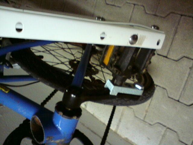 "Row Zug-Druck-bike ""la marianette"""