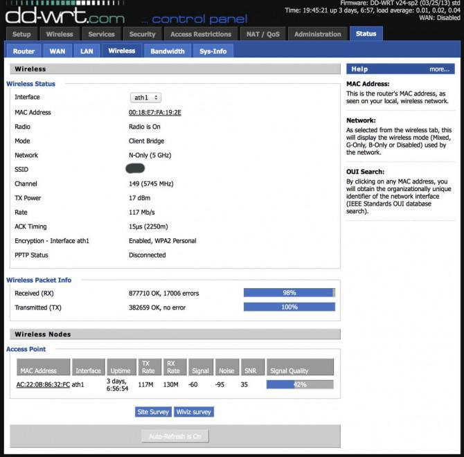 Beschleunigung Ihres PS3 WiFi-Verbindung mit DD-WRT + DLNA