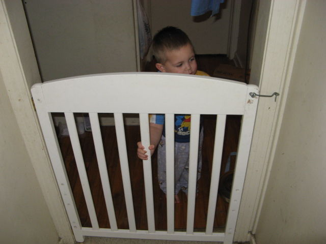 Recycled Babygate.
